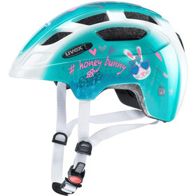 UVEX Finale Helmet LED Kids honey bunny